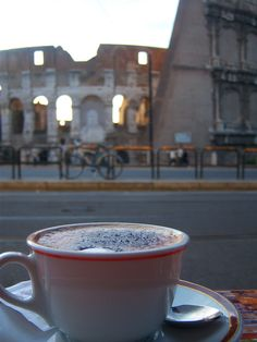 Coffee in Rome