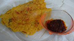 Besan Ka Cheela   #indianbreakfast #breakfastrecipe