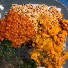 Risotto, Vegan, Ethnic Recipes, Food, Meal, Essen, Hoods, Meals, Eten