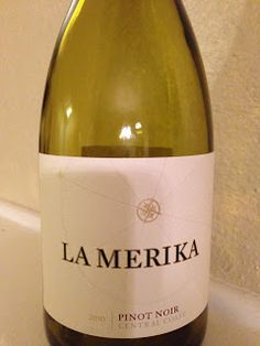 2010 La Merika Central Coast Pinot Noir - Wine on the Dime