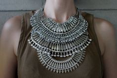 Handcrafted Statement Necklace - Jewellery & Watches