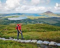 Take a walk in Connemara Oh The Places You'll Go, Cool Places To Visit, Dublin, Scottish English, Irish Sea, Republic Of Ireland, Luck Of The Irish, Emerald Isle, Holiday Destinations