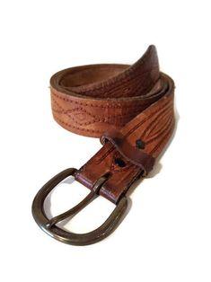 vintage plastic tortoishell design dress slide buckle scarf cloth belt 6cm