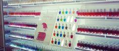 Essie présente son premier bar à ongles | Clin d'oeil