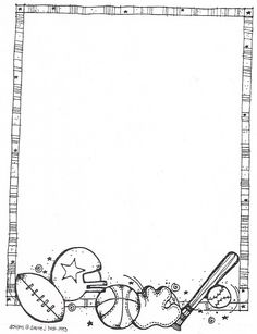 Bordes DJ Inkers_Carson y negro - Laura Zamora - Picasa Web… Printable Frames, Templates Printable Free, Free Printable Coloring Pages, Free Coloring Pages, Coloring Books, Borders For Paper, Borders And Frames, Calligraphy Quotes Doodles, Dj Inkers