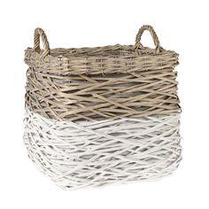 Baskets - Living Room - Sverige / Sweden zara home Zara Home Baskets, Kitchen Baskets, Laundry Baskets, Room Magazine, Home Again, Magazine Holders, Dream Decor, Storage Baskets, Decorative Objects