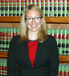 Newest Family Law Attorney to our Firm - Melody Swilling