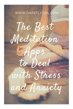 The best meditation apps for iPhone and Android to help deal with anxiety and stress Deal With Anxiety, Stress And Anxiety, Chronic Illness, Chronic Pain, Health And Wellness, Health Care, Meditation Apps, Kids Mental Health, Dealing With Stress