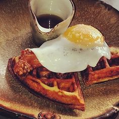 Duck and Waffle at Duck and Waffle. | 17 Delicious Dishes Every Londoner Should Try