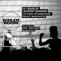 Laurent Garnier live at Boiler Room x WHP by BOILER ROOM on SoundCloud