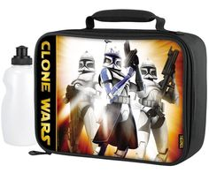 Star Wars Clone Wars Trooper Lunchbox