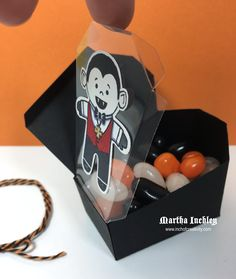 by Martha: Cookie Cutter Halloween, Sweet Home Bundle - all from Stampin' Up!