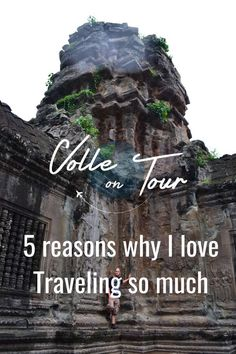 New on my blog! 5 reasons why I love traveling so much https://volleontour.com/2017/08/03/5-reasons-why-i-love-traveling-so-much/?utm_campaign=crowdfire&utm_content=crowdfire&utm_medium=social&utm_source=pinterest #travel #traveling #travelling #travelphotography #traveler #traveller #travelblogger #traveltheworld #travelblog #travels #traveldiaries #traveladdict #travellife #travelawesome #travelstoke #traveldeeper #blogging #traveldiary #travelers #travellers #travelmore #travelandlife…