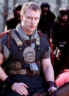 Kevin McKidd in'Rome' (2005).