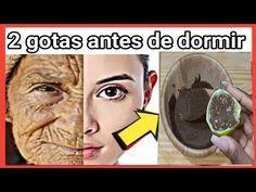 Face Wrinkles, Natural Medicine, Beauty Skin, Body Care, Mascara, Beauty Hacks, Skin Care, Youtube, Ideas Para