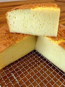 Baking's Corner AKA BC: Fiona's Lau Tionk Tionk Butter Cake - By Fiona Lau