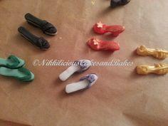 minature sugar shoes