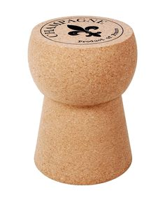 Puff Champagne Cork Única