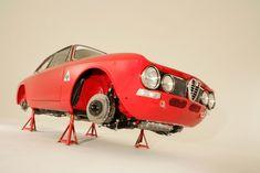 Alfa Romeo GTA-R <3 (dîner aux chandelles?)