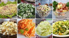 10 receptů na vaječné saláty Recepty na rychlé a levné saláty hledala každá kuchařka určitě aspoň jednou v životě. Existuje spoustu takových receptů, ale některé znich by se měly určitě dostat na váš stůl. Proto stojí za to vyzkoušet si časem ověřené recepty nebo kulinářskou klasiku. Dnes jsme pro vás připravili10 receptů na vaječné saláty, …