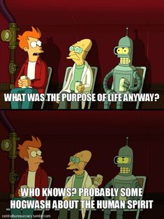 Requisitioning all your favorite Futurama moments.