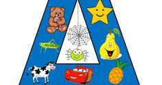 Σας ετοίμασα καρτέλες με όλα τα γράμματα του αλφάβητου. Για κάθε γράμμα υπάρχουν 3 καρτέλες     (1 έγχρωμη και δύο ασπρόμαυρες, διαφορ... Teachers Aide, Speech Therapy, Bunny, Blog, Kids, Fictional Characters, Speech Pathology, Young Children, Cute Bunny