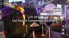 Lasers at LDI 2014 - Powered by Pangolin. www.ldishow.com www.livedesignonline.com