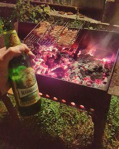 #прощаемся с #летом и #морем. #мангал #мясо #пивко