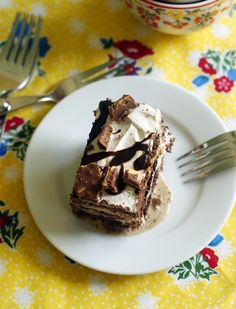 Kalhua-Coffee Ice Cream Dream Cake- tasted great, the directions are weird though.... Followed my heart with amount of each ingredient instead.