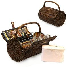 Cantley Luxury Wicker Barrel Picnic Hamper Basket  Cream Chiller Bag for 4 with Accessories - Wedding Anniversary Engagement Retirement Thankyou Corporate Christmas Xmas Presents Gifts 18th 21st 30th 40th 50th 60th 70th 80th 90th Birthday for Her Him Men Women Mum Dad Mother Father Brother Sister Nanna Grandad Grandma Fine Food Store,http://www.amazon.co.uk/dp/B00CTL3F9G/ref=cm_sw_r_pi_dp_Jr3Ftb04XCEG4DCV