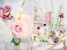 Jana and Nikki wedding flowers by Flowers in the foyer. Photo by Tasha Seccombe