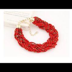 ❤️Hot Beaded Bracelet❤️ ️NWT Gorgeous Multi Layered Bracelet w Detail Beading❤️ Price is Firm Unless Bundled Jewelry Bracelets