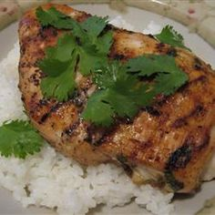 Barbecue Jamaican Chicken @ http://allrecipes.co.uk