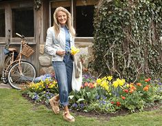 """Ricky Lauren's new book, """"The Hamptons"""", is about things she loves: family, food, and the Hamptons."""