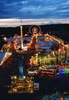 Stuttgart - Cannstatt volk festival  #Germany