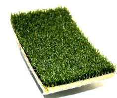 padded artificial turf