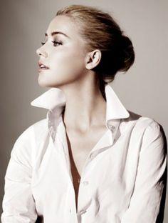 *Amber Heard in the LA Times Magazine