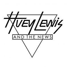 Huey Lewis and The News logo
