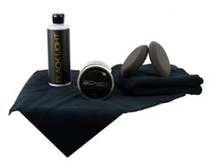 Chemical Guys BLACK Paint Maintenance Kit. Treat your black car like it should be treated. A premium shine kit backed with everything you need to perfect and protect any black finish.
