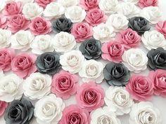 DIY Mini Rose Step by Step Tutorial - YouTube