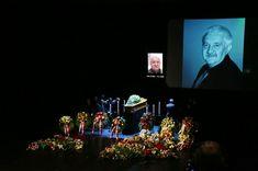 Poslední rozloučení se konalo ve Slovenském národním divadle v Bratislavě.