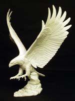 KAISER EAGLE - Western Germany limited edition, figural, porcelain |  Richard Opfer Auctioneering Inc.