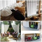 15 Fun DIY Projects to Make Using PVC
