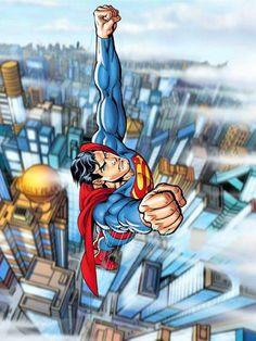 Superman And Superwoman, Superman Art, Dc Comics, Action Comics 1, Batman Wonder Woman, Girl Drawing Sketches, Clark Kent, Man Of Steel, Smallville