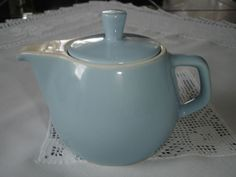 Melitta Teekanne Form 11-35 bleu