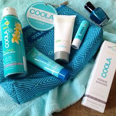 What I'm loving summer edition, including Coola products, on the blog, http://rawdorable.blogspot.com #coola #coolasuncare #suncare #sunscreen #beauty