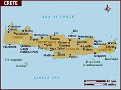 Crete Map http://myBook.to/HarrytheLouse