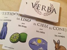 Teaching Spanish w/ Comprehensible Input: VERBA + more!