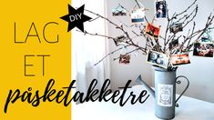 Påskeaktivitet for hele familien. Easter, Barn, Diy, Converted Barn, Bricolage, Easter Activities, Do It Yourself, Homemade, Barns
