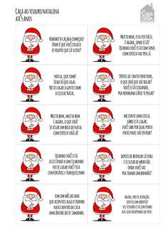 Caça ao tesouro natalina